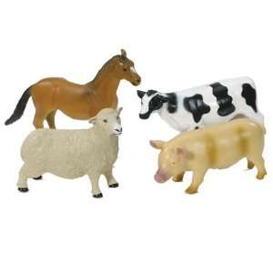 Soft Farm Animals  Toys & Games