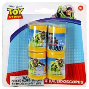 Disney Toy Story Kaleidoscope   Pack of 4 Toys & Games