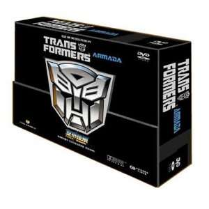 TRANSFORMERS ARMADA DVD BOXSET: Everything Else