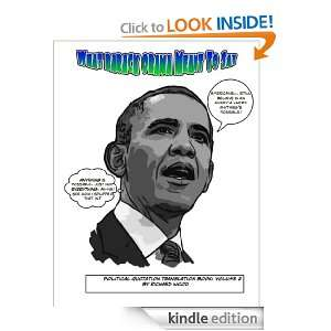 What Barack Obama Meant to Say (Quotation Translation Book) Richard