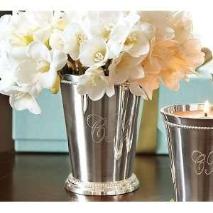 Pottery Barn Silver Plated Julep Cup Kitchen & Dining