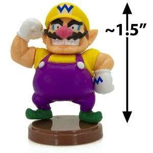 Furuta Super Mario ~1.5 Mini Figure   Wario