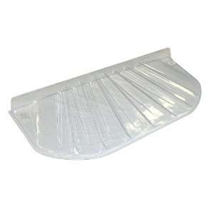 MacCourt 40 x 13 x 4 Elongated Low Profile Window Well Cover 4013E