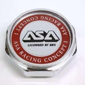 Asa Racing Concept By Bbs Wheel Center Cap # 8b387