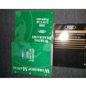 Forward Service Shop Manual SET OEM (service manual, electrical wiring