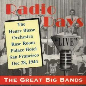 Days Live Rose Room Palace Hotel San Francisco Dec 28, 1944 [Live