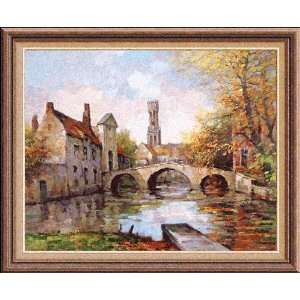 Lake of Love Flanders Tapestry Wall Hanging