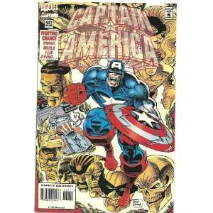Captain America #437 (If I Should Die Before I Wake) Marvel Comics