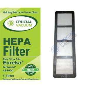 High Quality HEPA Filter Designed To Fit Eureka Airspeed AS1000 Series