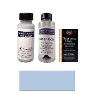 Oz. Arctic Blue Metallic Paint Bottle Kit for 1988 Jaguar All Models