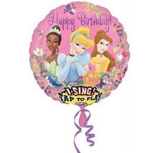 Disney Princess Jumbo Singing Foil Balloon