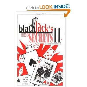 Blackjacks Hidden Secrets II [Paperback] George
