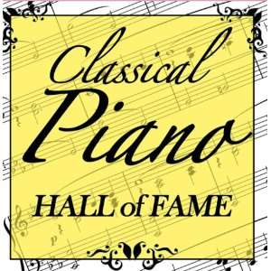 Classical Piano Hall Of Fame Music
