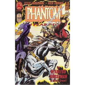 The Phantom of Fear City Number 9 (The Headless Horseman of Mystic