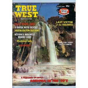 True West (Last victim of the vigilanties): various: Books