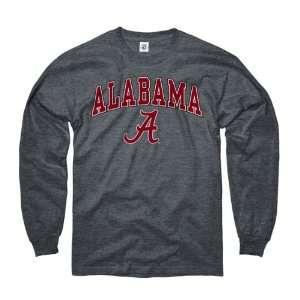 Alabama Crimson Tide Dark Heather Perennial II Long Sleeve