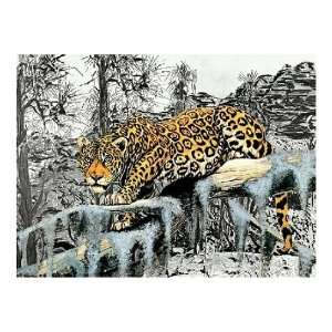 On the Prowl Jigsaw Puzzle 1000pc Toys & Games