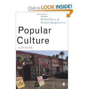 Popular Culture A Reader (9780761974727) Raiford A