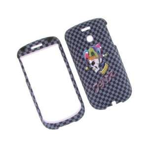 Two Piece Plastic Phone Design Cover Case Checker Joker