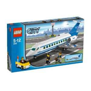 LEGO Passenger Plane 3181 Toys & Games