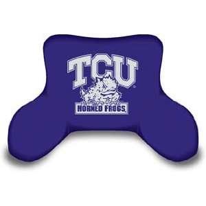 TCU Horned Frogs College Bedrest
