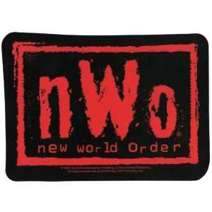 New World Order   Original Logo Decal Automotive