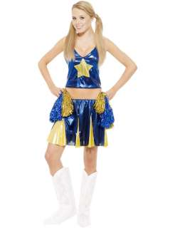 Cheerleader Costume  Jokers Masquerade