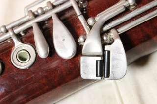 Fox Renard Model 222D Bassoon HIGH D VERY NICE! WOW!