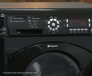 Hotpoint Ultima WDD960P Washer Dryer Freestanding Polar White