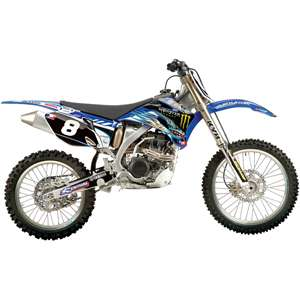 Style Troy Racing Pre printed Backgrounds   Dirt Bike Motocross