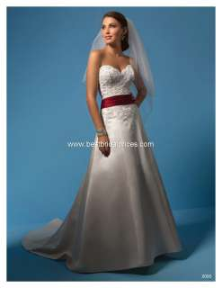 Alfred Angelo In Stock Wedding Dress   Style 2093 [2093]   $799.00