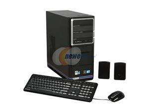 Gateway LX6820 01 Desktop PC Core 2 Quad Q9400(2.66GHz) 8GB DDR3 1TB