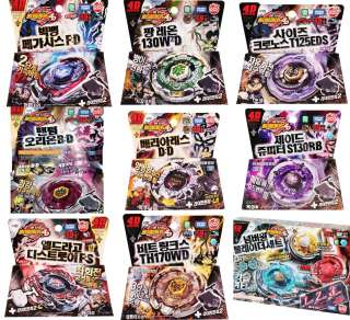 Beyblade Metal Fury 4D Starter Launcher Sets Lot * just launched NEW