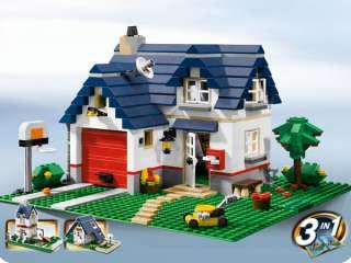 Lego Creator   Apple Tree House 5891  The Toy Shop