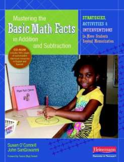 Mastering the Basic Math Facts in Addition and Subtraction Strategies