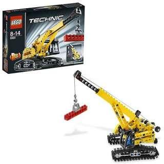 LEGO Technic 9391 Crawler Crane   LEGO   LEGO Technic   Construction