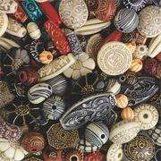 More info about Old World Moroccan Style Beads