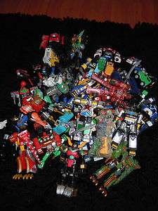 POWER RANGERS MEGAZORDS ALL SERIES CHOOSE 1 postage discount available