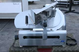 DEMO GLOBE 12 MEAT SLICER # 3600P Heavy duty Used just a few