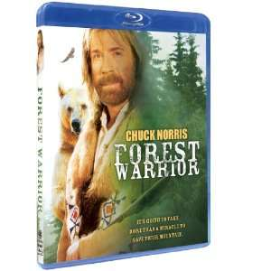 Forest Warrior [Blu ray] Chuck Norris, Roscoe Lee Browne