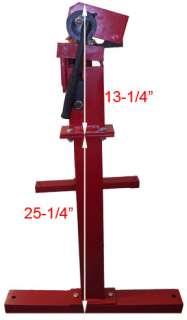 36 Sheet Metal Bending Brake Bender w/ Stand 12 Gauge