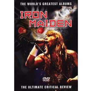The Worlds Greatest Albums Iron Maiden   Iron Maiden