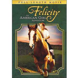 Felicity An American Girl Adventure (Gift Set) Movies