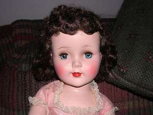 Sweet Sue Brunette American Character Doll all Original