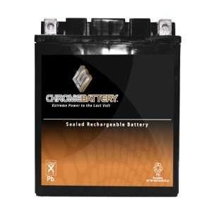 UTX14AH BS YTX14AH BS Suzuki QuadRunner ATV Battery: Electronics