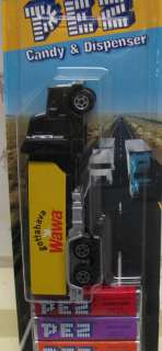 PEZ Big Rig Trucks   Wawa Grocery   Mint on Card