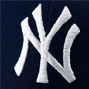 Official New York Yankees Infant Baseball Cap Navy