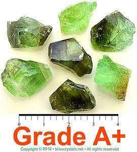 XL MOLDAVITE GREEN CALCITE MINERAL SPECIMEN CRYSTAL HEALING REIKI