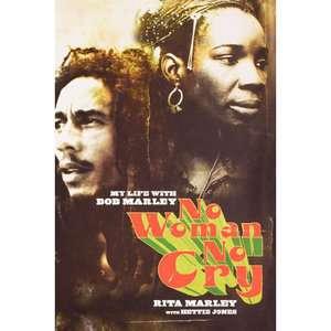 No Cry My Life with Bob Marley, Marley, Rita Biography & Memoirs