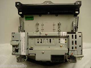 Honda Accord 6 Disc CD Changer Radio 7BY0 coupe 2003 EX